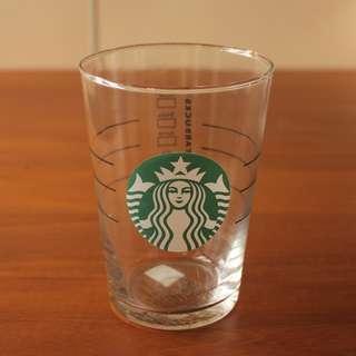Starbucks星巴克 2014 女神 LOGO 玻璃杯 水杯 480ml