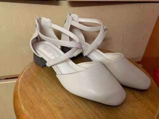 OL 斯文平底鞋 小踭