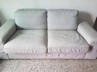 🚚 Ikea Kivic 2 seater sofa