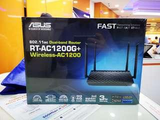 (NEW SET) ASUS 1200G+ Wireless Router