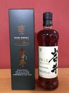 Mars Iwai Tradition Whisky