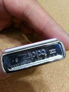 A001 Zippo Pinup girl 限量版