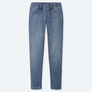 Uniqlo Girls Ultrastretch Skinny Pants