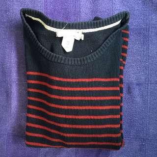 H&M Sweater stripes
