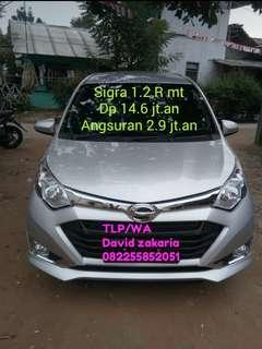 Sigra 1.2 R MT STD