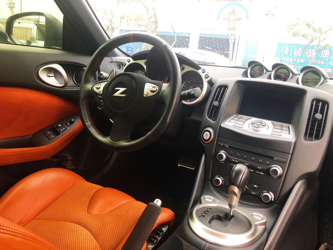 2014 NIssan 370z ☎️0979508213黃先生 可協助貸款