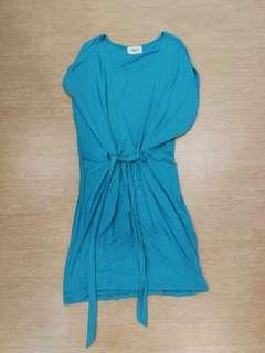 Herz Turquoise Coloured Dress