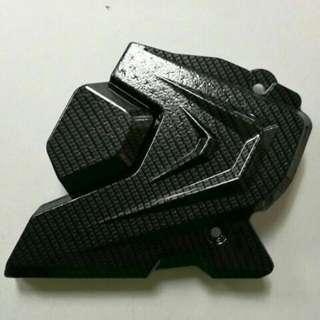 Carbon fibre parts for Sniper 150