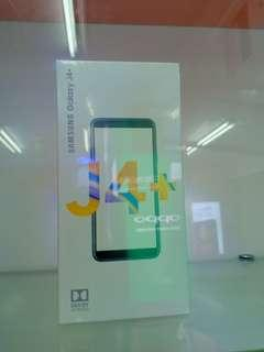 Samsung Galaxy J4+ Bisa kredit Proses cepat hanya 3 Menit