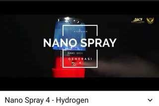 Nano spray new 😁