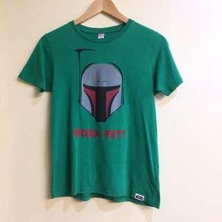 Uniqlo Boys UT Starwars Boba Fett Tshirt