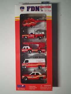🚚 Fire Department New York FDNY  - Diecast