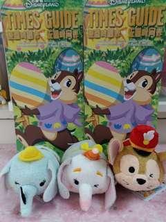 香港迪士尼 hkdl dumbo 電影版 tsum tsum