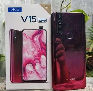 Vivo V15 New 2019 Bisa kredit bunga bisa 0%