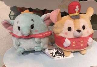 Disneyland迪士尼Dumbo小飛象ufufy