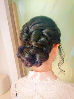Hair do / sanggul