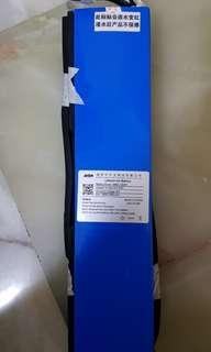 Lithium battery 36V 10.4AH