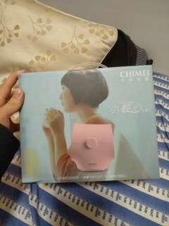 🚚 【CHIMEI 奇美】陶瓷電暖器-櫻花粉(HT-CRACP1)-活動獎品全新未用