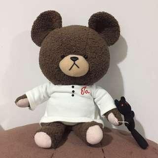 絕版中古The Bears School 小熊學校 Jackie 睡衣Jackie