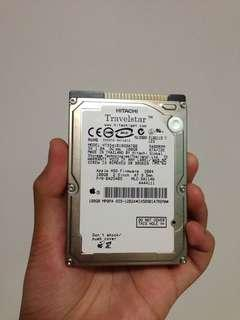 HGST Travelstar 100GB