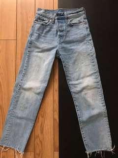 Levi's Aritzia Jeans