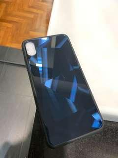 🚚 Reflective iPhone XS Max Case