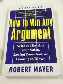 #MMAR18 How to Win Any Argument