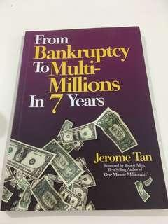 #MMAR From Bankruptcy to Multimillionaire