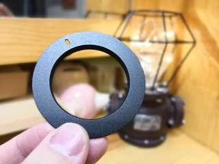 [全新品] M42 mount 轉 Nikon F mount轉接環 --- D3 D4 D800 D750 D600 D500 D300 可用