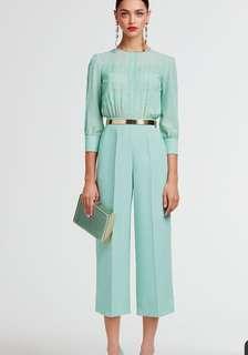 🍀BUY3 TAKE1🍀Mint Green Trouser