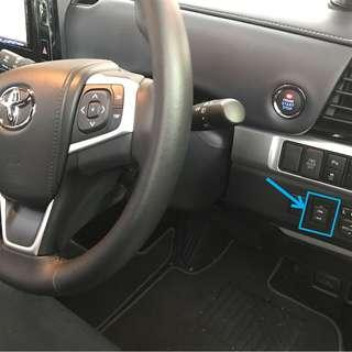 Toyota Estima 2018 AUX+USB Socket also available for various Toyota model (read description)