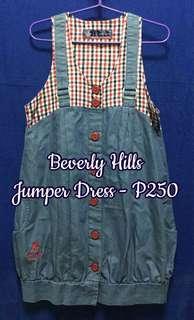 Beverly Hills Jumper Dress