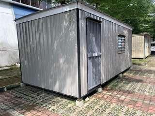 Cabin / Kontena Portable Office