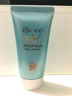 Bioré UV Aqua Rich Water Essence SPF50+ PA++++