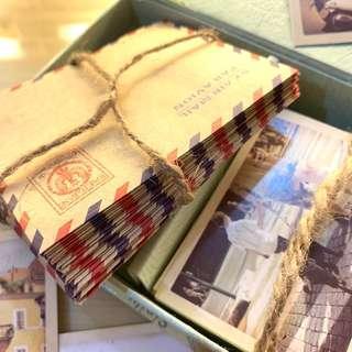Italy Mini Postcard Set