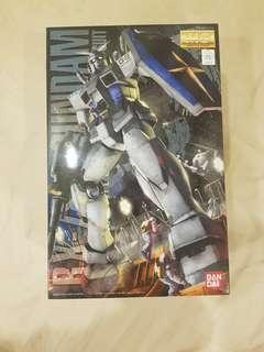 <Last Unit> MG RX-78-3 Gundam Ver 2.0