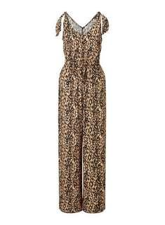Leopard printed Jumpsuit