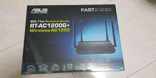 Asus Router RT-AC 1200G+ BNIB SEALED