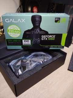 Galax nvidia GTX 1060 6GB