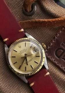 Head only 1601 Rolex Datejust
