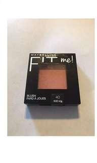 Maybelline Fit Me Blush Peach 40