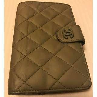 Chanel Wallet- Grey Taupe Colour - authentic