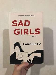 Sad Girls (by Lang Leav)