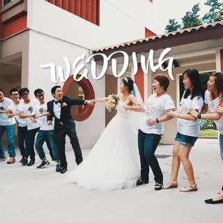 Wedding Photography and Videograhpy