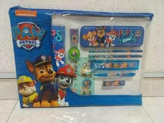 🚚 《2 SETS LEFT》Paw Patrol stationary set