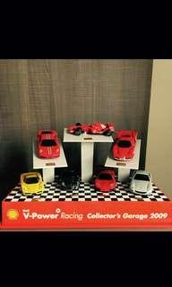 🚚 Shell V-Power Racing Collector's Garage version 2009