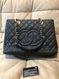 Chanel Caviar Leather GST bag