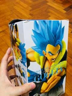 🚚 Dragon Ball Super:Broly - 2 sets of Super Saiyan God Super Saiyan SSGSS Gogeta Kamehameha