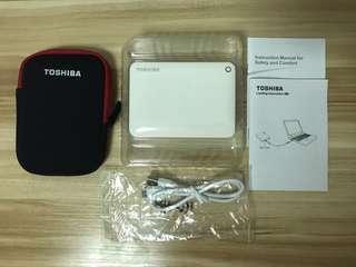 Toshiba 2TB Canvio Connect II USB3.0 Hard Drive