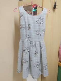 連身裙 花 日本貨